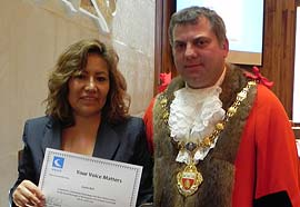 Mayor for the Royal Borough of Kensington and Chelsea